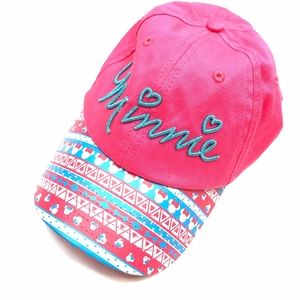 Disney* Minnie Mouse Girl's Baseball Hat Cap Pink